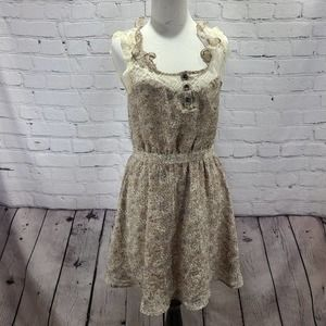 Lucca Couture sleeveless Dress